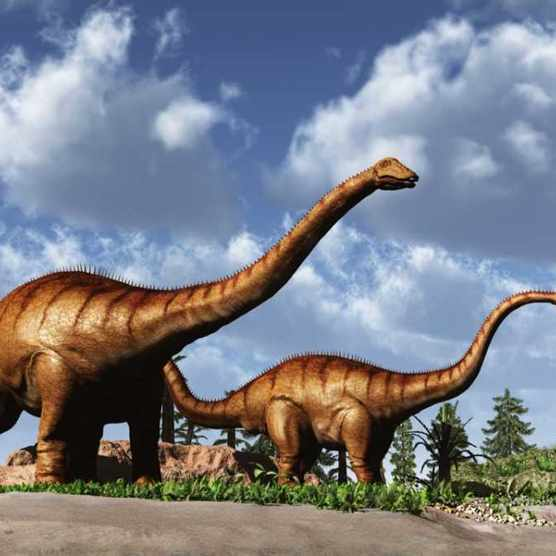 How did dinosaurs grow so big? © Getty Images