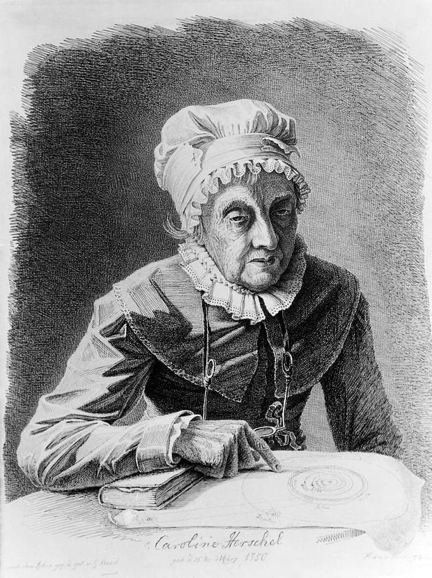 Caroline Herschel Ženy, ktoré zmenili vedecký svet