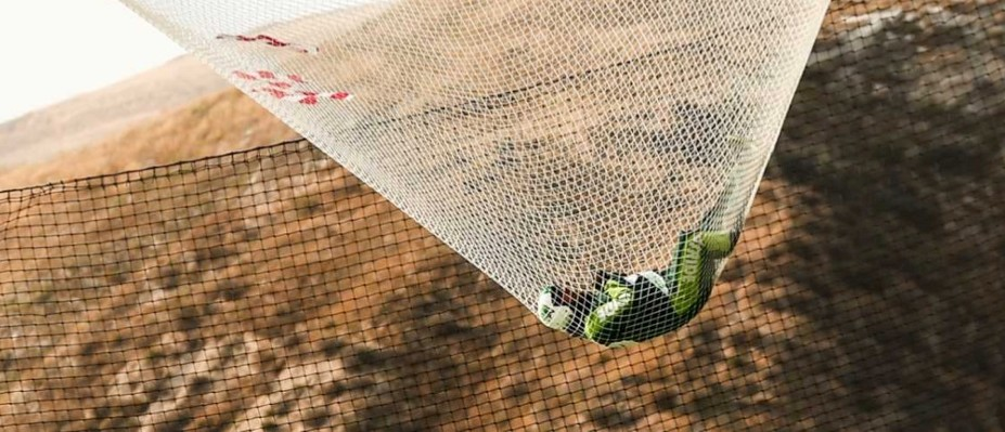 How it works: Skydiving without a parachute