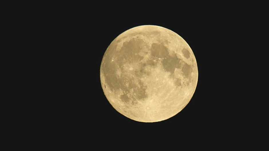 Why is the Moon white? © Getty Images
