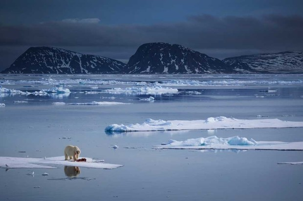 Is global warming preventing the next ice age? © Getty Images