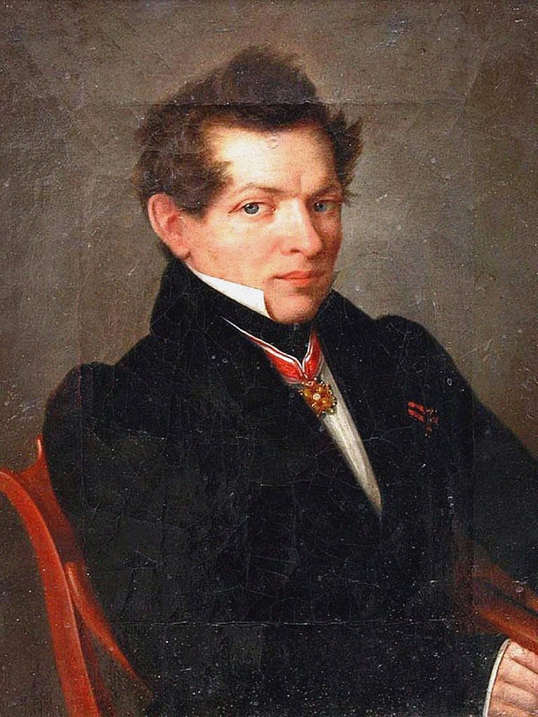 Portrait of Nikolai Lobachevsky, 1839, by Kryukov, Lev Dmitrievich © Fine Art Images/Heritage Images/Getty Images