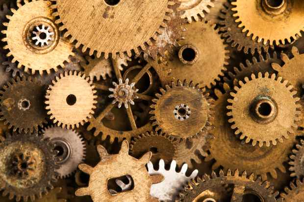 Why has a heavy-duty clockwork motor never been developed? © Getty Images