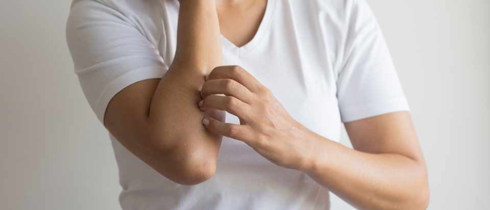 Why can itching be contagious? © Getty Images