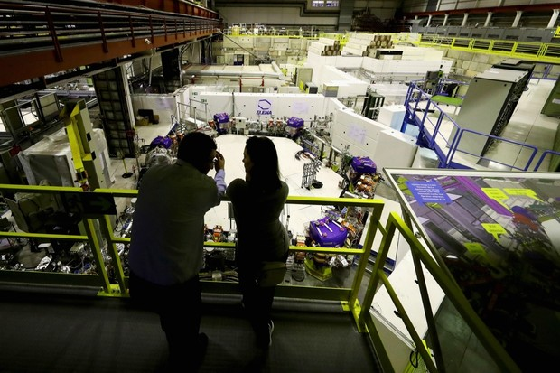 The ELENA (Extra Low ENergy Antiproton) accelerator at CERN © Dean Mouhtaropoulos/Getty Images