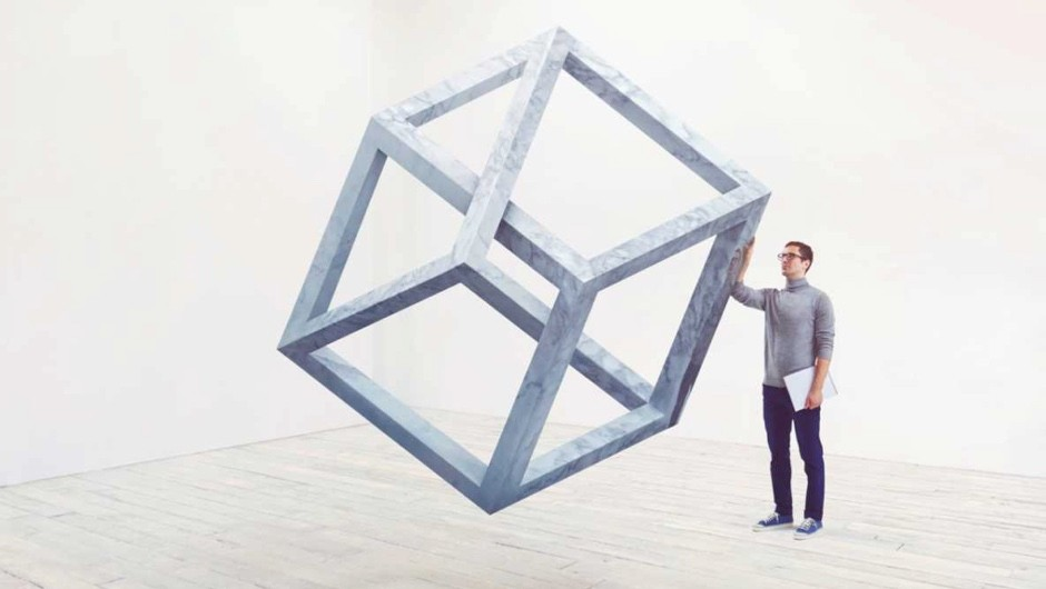 Why can't we see in more dimensions than 3D? © Getty Images
