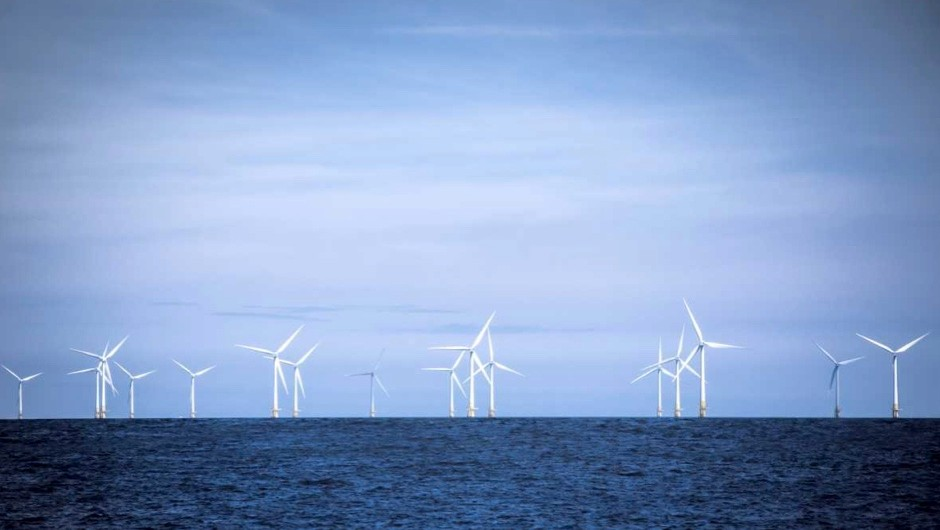How far offshore can we build wind farms? © Getty Images