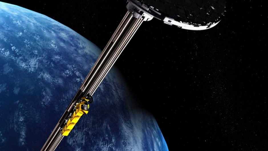 Will it ever be possible to build a space elevator? © Getty Images