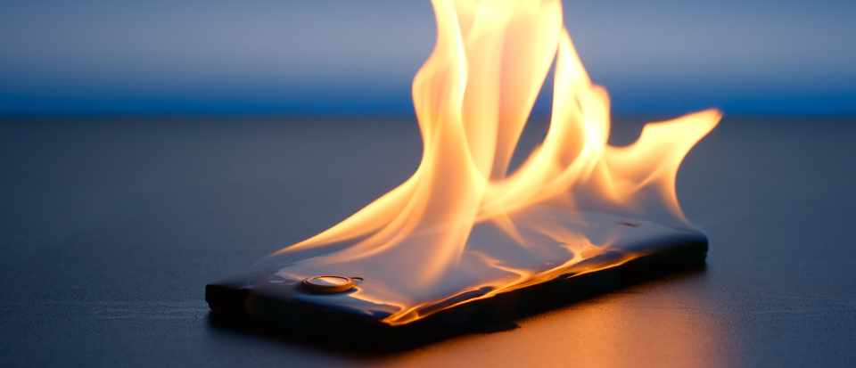 Which mobile phone gives off the least amount of radiation? © Getty Images