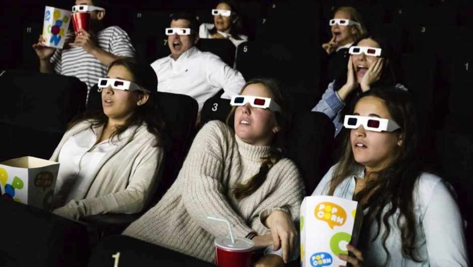 Why do some people love horror films? © Getty Images