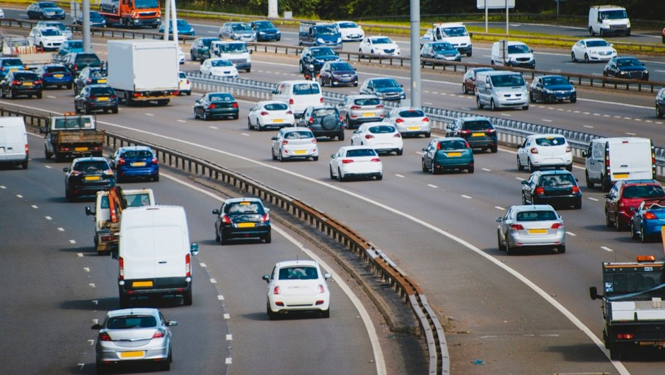 Can traffic generate electricity? © Getty Images