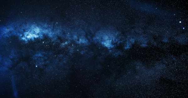 Without all the empty space, how big would the Universe be?