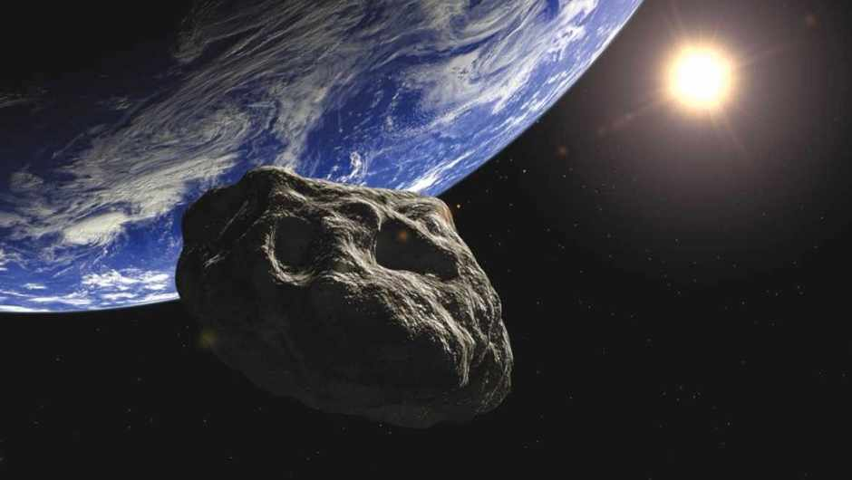 Could Earth capture an asteroid? © Getty Images
