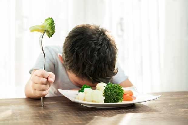 Why do children dislike vegetables? © Getty Images