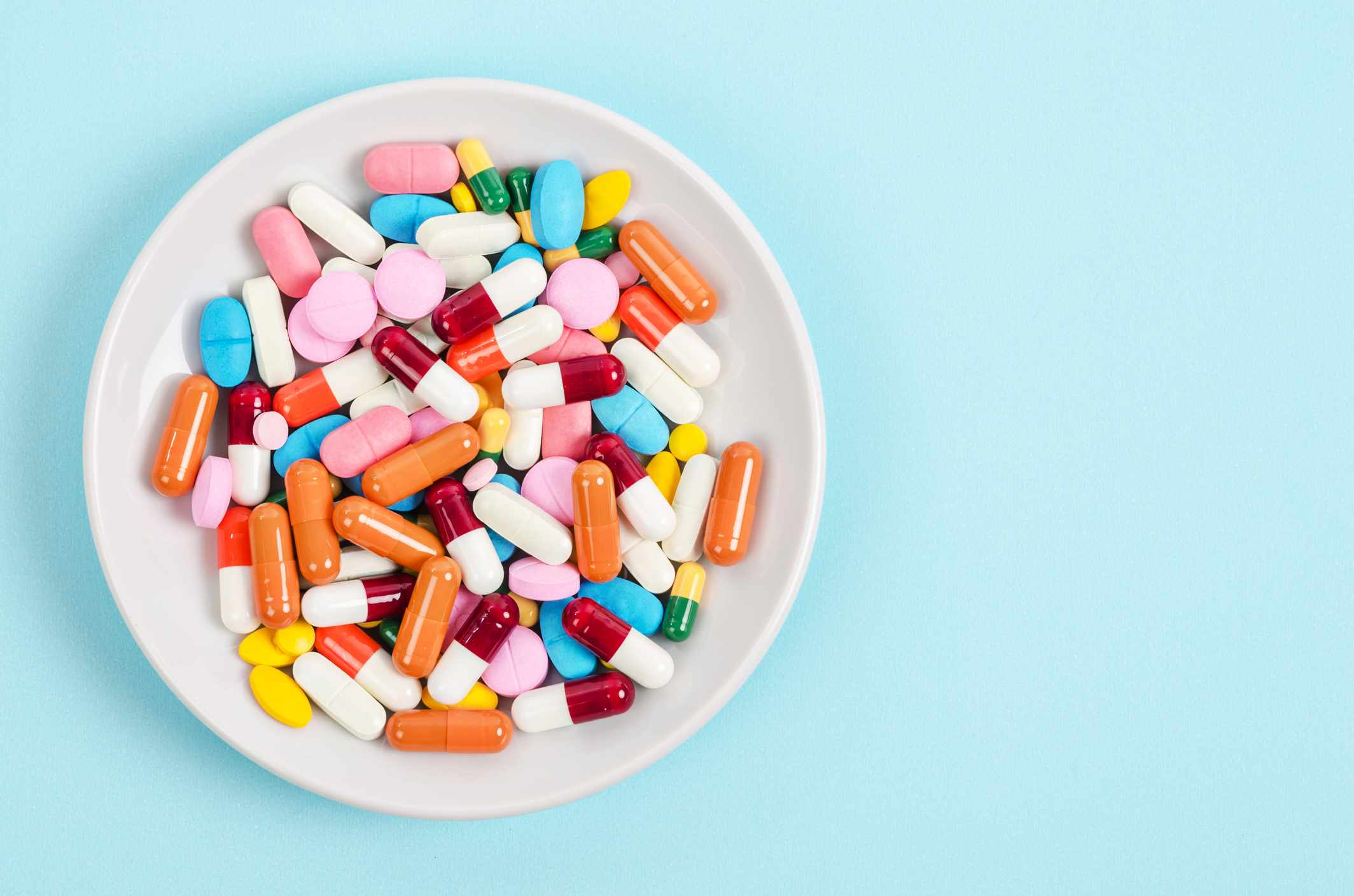 When will we run out of effective antibiotics? © Getty Images