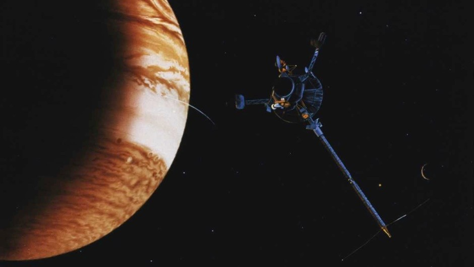 Could you fire a probe right through Jupiter? © Getty Images