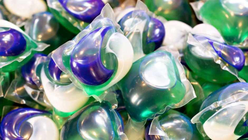 What's in laundry pods? © Getty Images