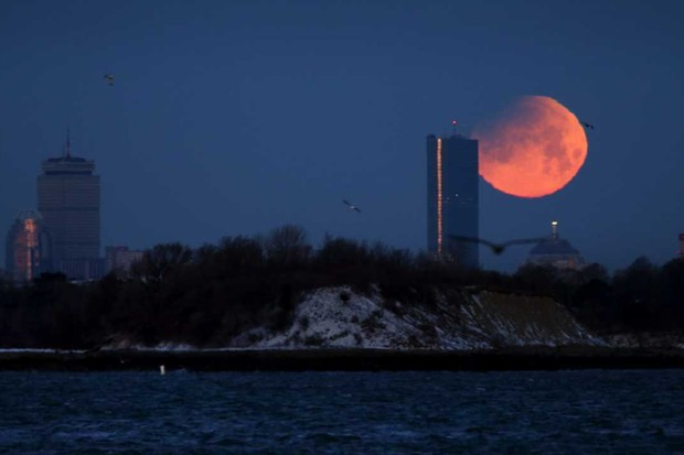 Boston, USA © Craig F. Walker/The Boston Globe via Getty Images