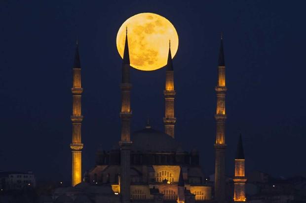 Edirne, Turkey © Gokhan Balci/Anadolu Agency/Getty Images