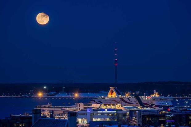 Tallinn, Estonia © Hendrik Osula/SOPA Images/LightRocket via Getty Images