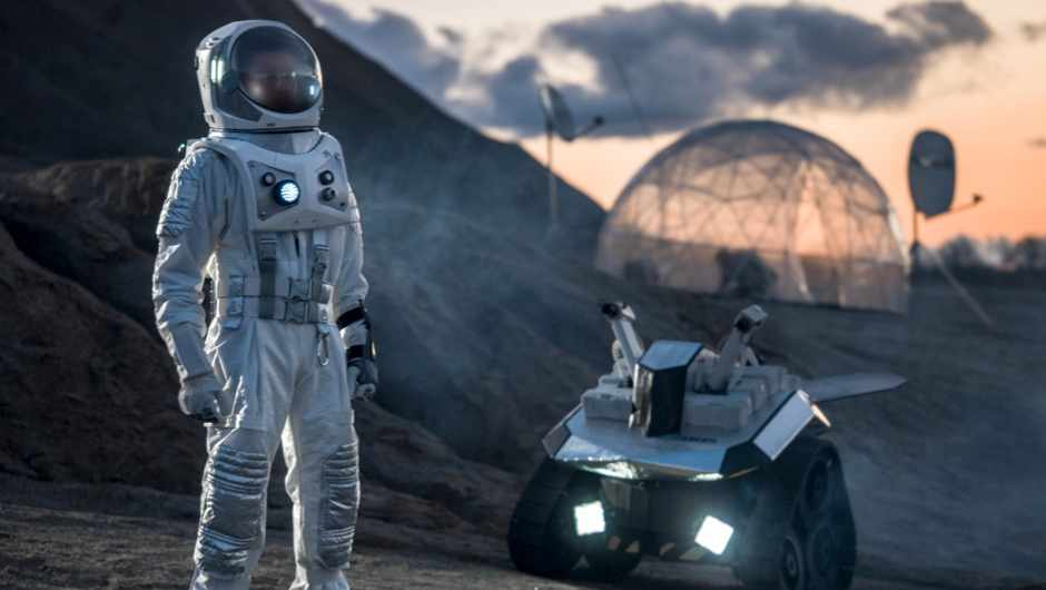 Could we colonise Mars using current technology? © Getty Images