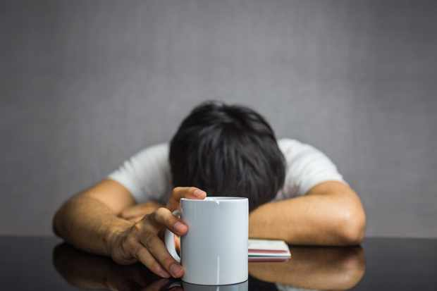 Why do I feel wiped out after too much caffeine? © Getty Images