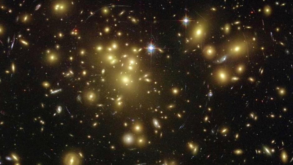 What is dark matter? © NASA