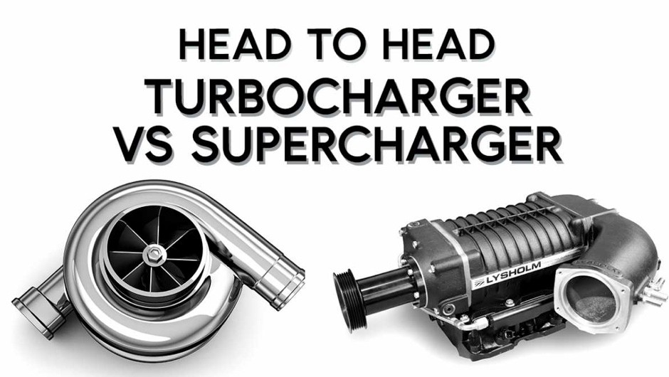 Supercharger vs Turbocharger - YouTube