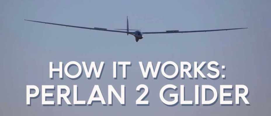 How it works: Perlan 2 Glider