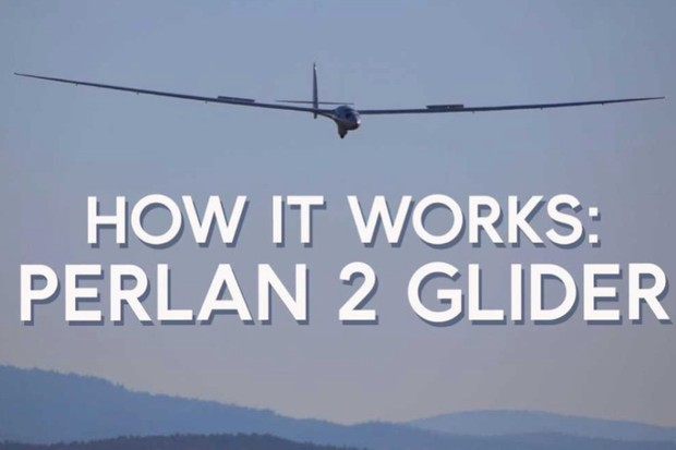 How it works: Perlan 2 Glider
