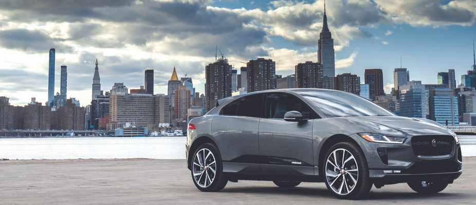 First Drive: Jaguar I-Pace © Jaguar Land Rover/Newspress
