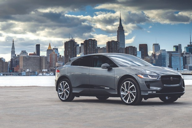 First Drive: Jaguar I-Pace © Jaguar Land Rover/Newspress