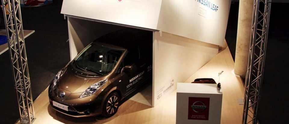 Nissan unboxing