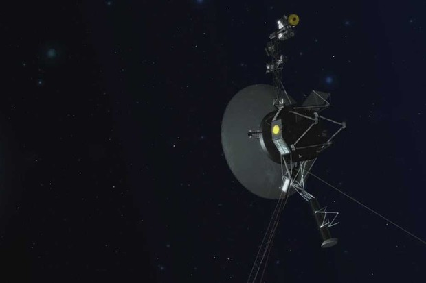 Voyager 1: boldly going where no spacecraft has gone before © NASA/JPL-Caltech