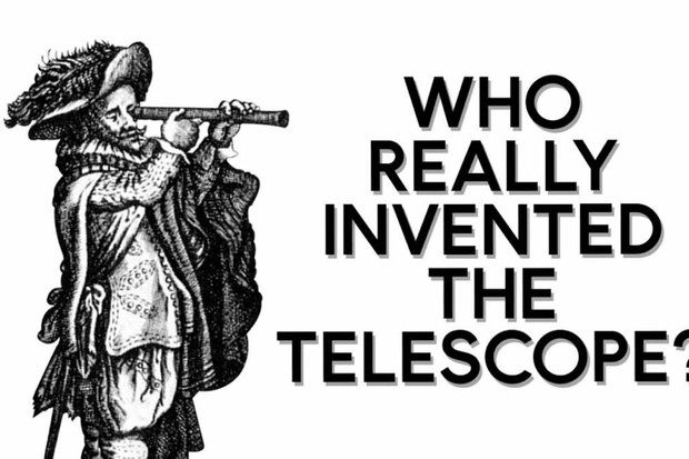 Who really invented the telescope?