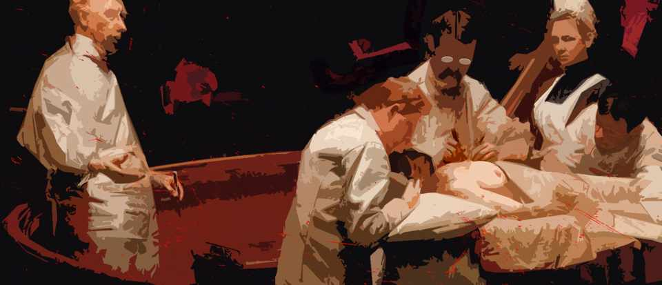 Joseph Lister and the grim reality of Victorian surgery