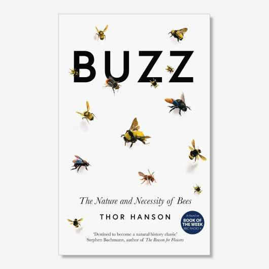 This is an edited extract from Buzz: The Nature and Necessity of Bees by Thor Hanson (£16.99, Icon books)