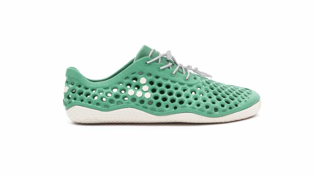 Vivobarefoot Ultra 3 Bloom: cooler than Crocs, but still a bit orthopaedic-looking © Vivobarefoot