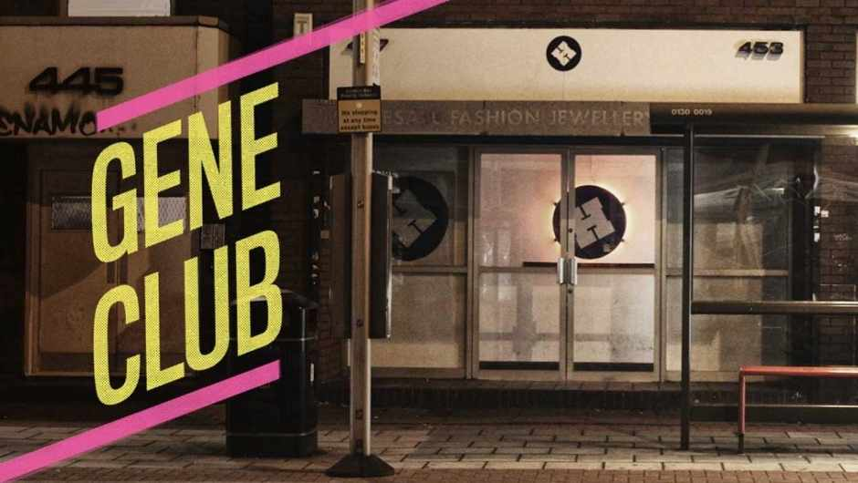 Welcome to Gene Club: underground genome editing