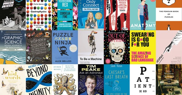 22 of the best science books from 2017