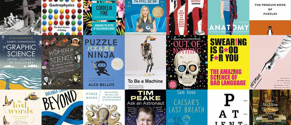 22 of the best science books from 2017 - BBC Science Focus