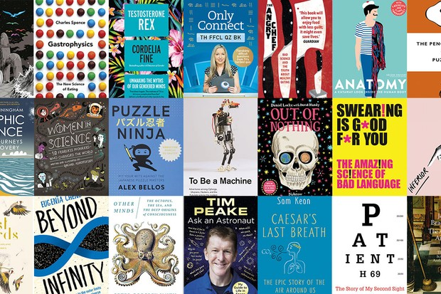 22 of the best science books 2017