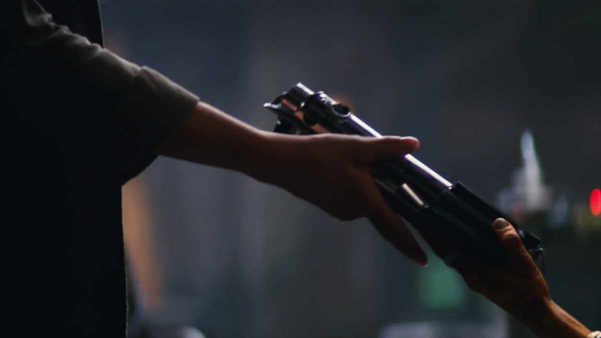 When will we see Star Wars tech in the real world? © LucasFilm Ltd/Image.net