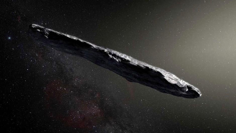 Could we use radiometric dating on 'Oumuamua?