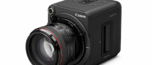 Canon's camera boasts incredible low-light video