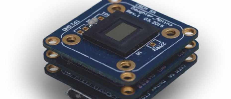 What is the world's smallest camera? © CSEM