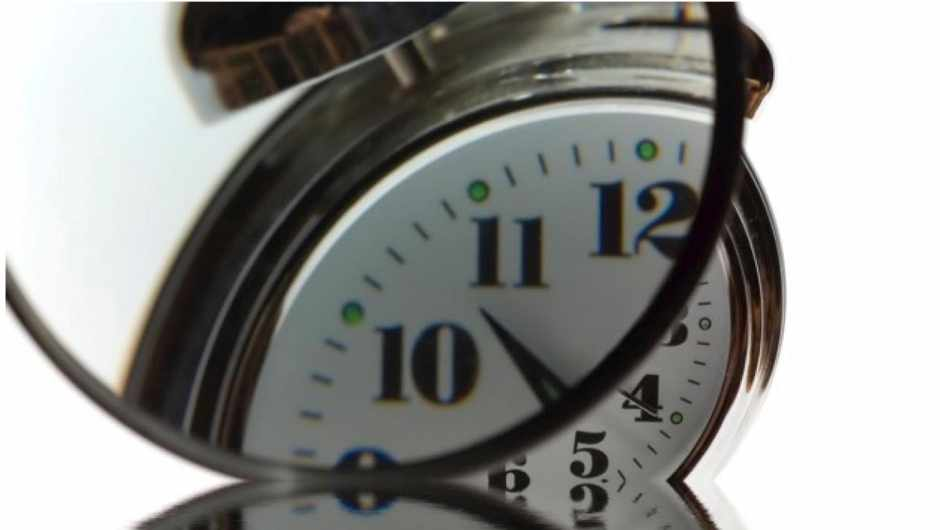 How long is a jiffy? © iStock