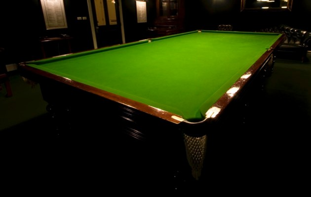 """Let's get the boys on the baize!"" (© iStock)"