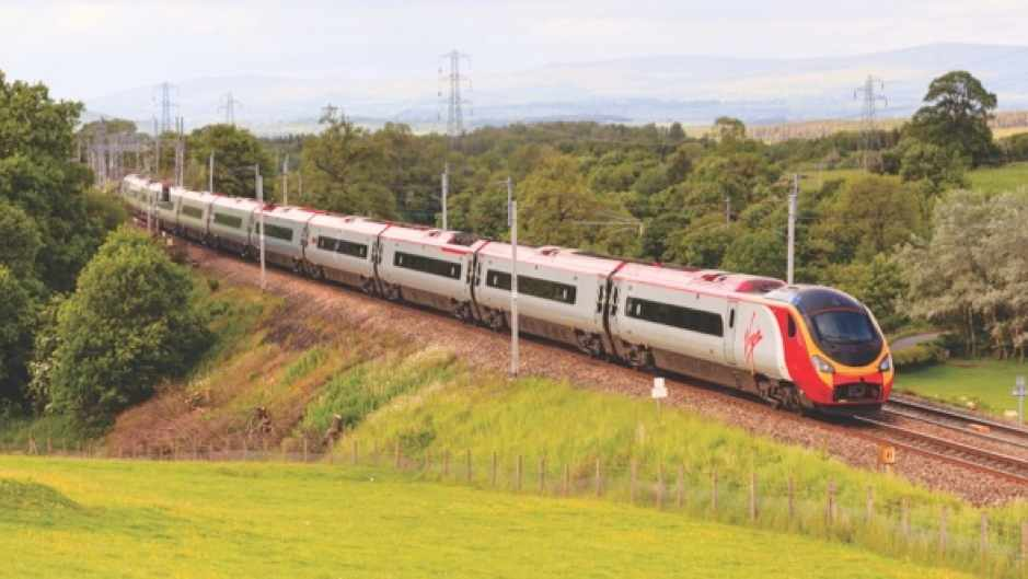 Are electric trains really better than diesel? © iStock