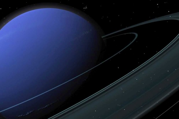 Could Neptune and Pluto ever collide, as their orbits intersect? © iStock